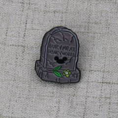 The Disney World Lapel Pins