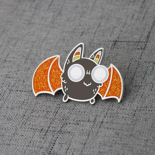 The Batman Lapel Pins