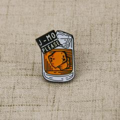 The J-MO Lapel Pins