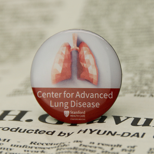 Stanford's Center for Advanced Lung Disease  Lapel Pins