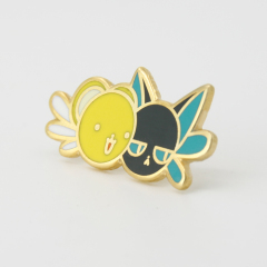Cartoon Animal Custom Lapel Pins