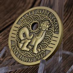 MATT Robertson Challenge Coins