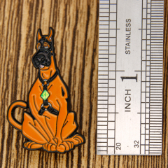 Diy Cartoon Animal Goat  Lapel Pins