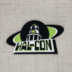 HAL-CON Embroidered Patches