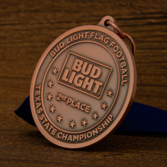 2nd Place Custom Medals