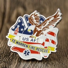 Air Force Challenge Coins