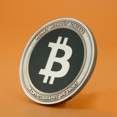 Bitcoin Challenge Coins