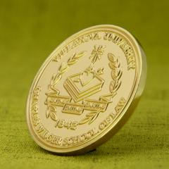 Villanova University Challenge Coins