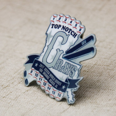 USSSA World Series Baseball Pins