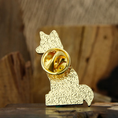 Zero Fox Custom Lapel Pins