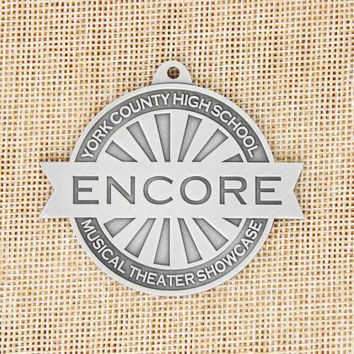 Encore Custom Medals