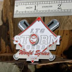 LTG Storm Baseball Pins