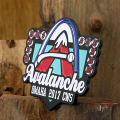 Avalanche Trading Baseball Pins