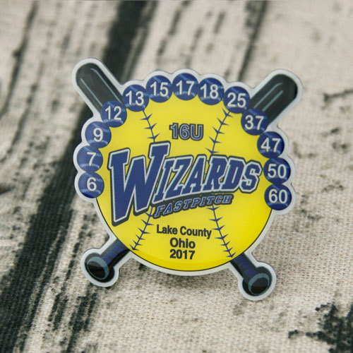 Wizards Trading Pins