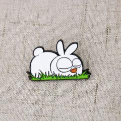 Rabbit Custom Lapel Pins