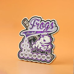 DFW Frogs  Baseball Trading Pins