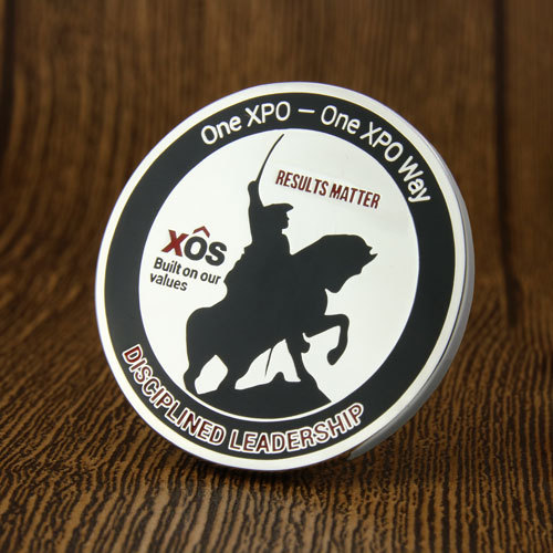 XPO Custom Challenge Coins