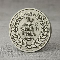 Health Challenge Coins