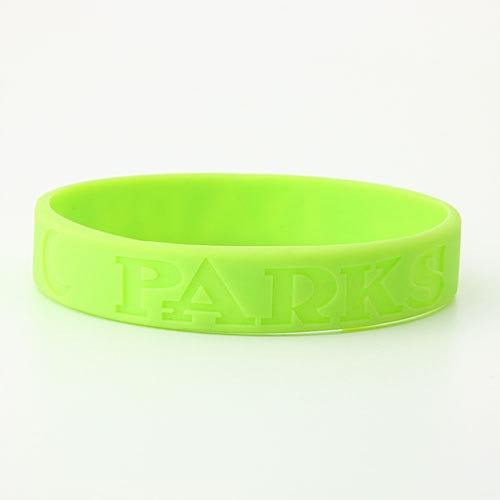 Parks And After Dark Customized Wristbands