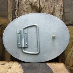 Headstones Custom Belt Buckles