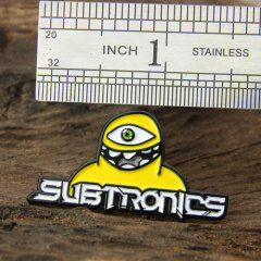 Subtronics Lapel Pins
