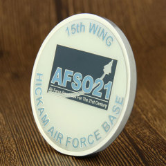 AFSO21 Challenge Coins