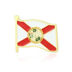 Florida Enamel Pins
