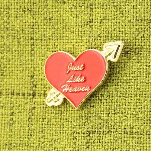 Sword of Cupid Custom Lapel Pins