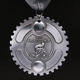 Team Friendship Custom Medals
