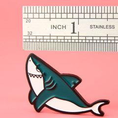 Shark Custom Lapel Pins