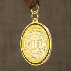 Western Michigan University Custoimzed Medals