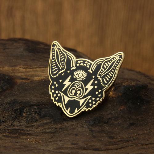 Bat Custom Lapel Pins