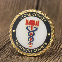 Drug Court Challenge Coins