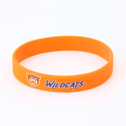 LC Wildcats Silicone Wristbands