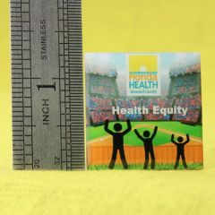 Health Equity Lapel Pins