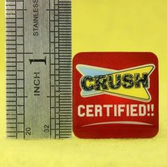 Crush Custom Lapel Pins