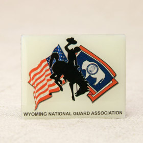 National Guard Association Lapel Pins