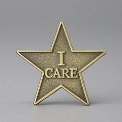 I Care Lapel Pins