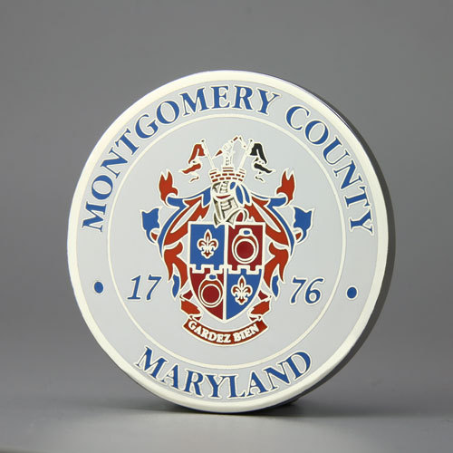 Punishers LEMC Maryland Cheap Challenge Coins