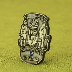 Mississauga Culture Custom Lapel Pins