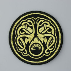 Pattern Custom Made Iron On Patches