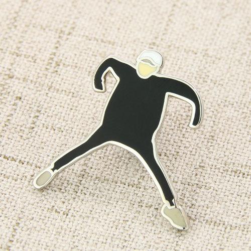 Sportsman Lapel Pins