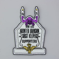 Supporters Custom Patches No Minimum