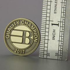 Champion Lapel Pins