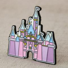 Castle Custom Enamel Pins