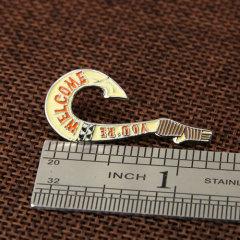 Hook Custom Lapel Pins