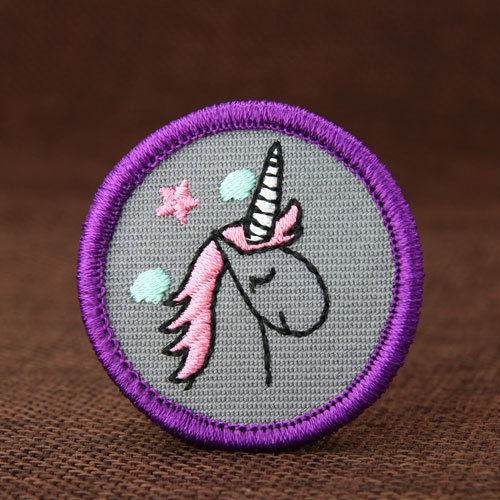 Pattern Custom Patches Online