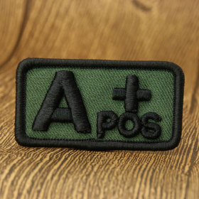 APOS Custom Patches