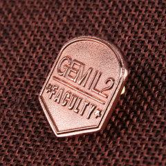 Faculty Custom Pins