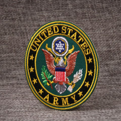 Army Custom Embroidered Patches